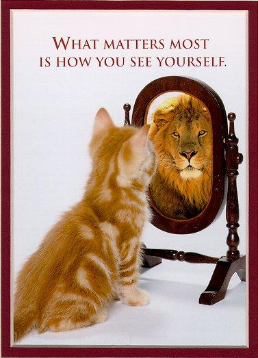 Figure 2. How You See Your Self